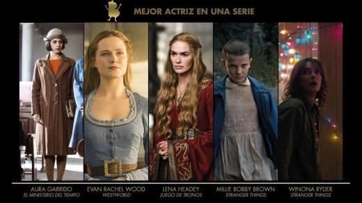 01 Mejor Actriz Serie