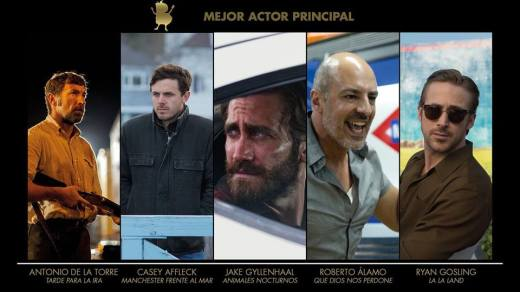 10 Mejor Actor