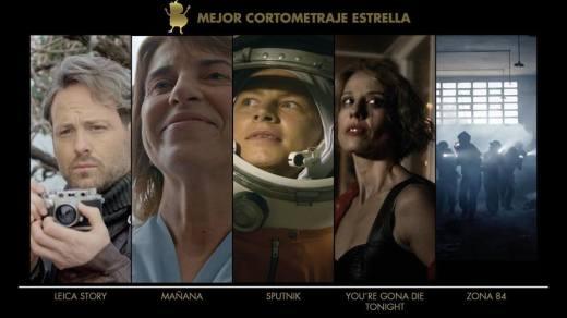 13 Cortometraje Estrella