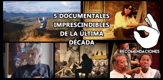 00_Recomendaciones_5 Documentales