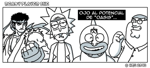 Ready Player One_Viñeta