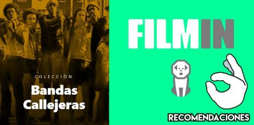 Recomendaciones_5 películas de Filmin_Bandas callejeras