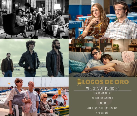 11_Nominadas Mejor Serie Española