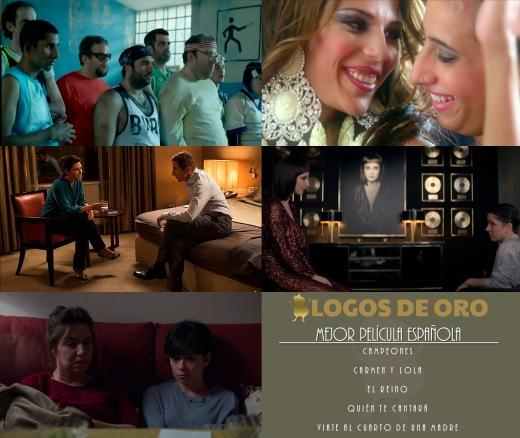15_Nominadas Mejor Película española