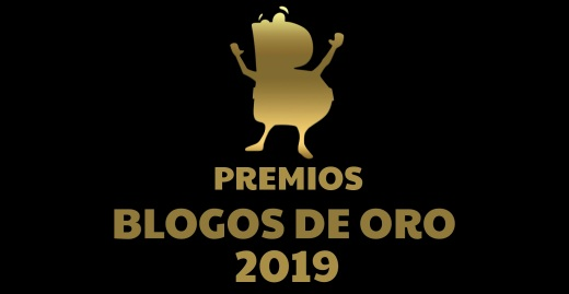 Blogos de Oro 2019 Negro