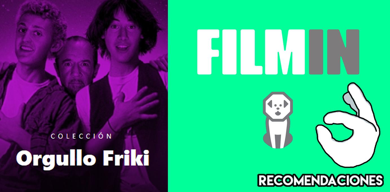 Recomendaciones_5 películas de Filmin_Orgullo Friki